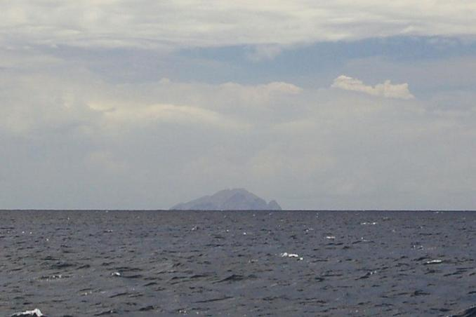 Close up of Redonda