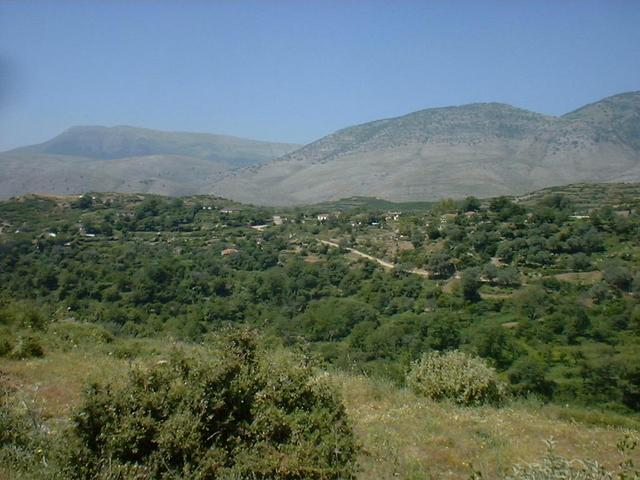 General view, Verri village
