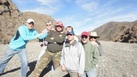 #7: Grupo de expedicionarios. Hunter team