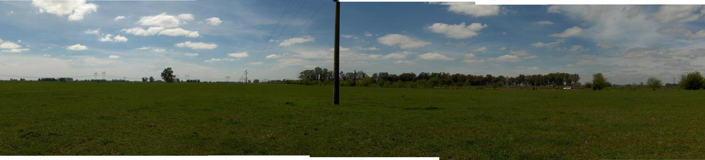 PANORAMIC VIEW TO EAST