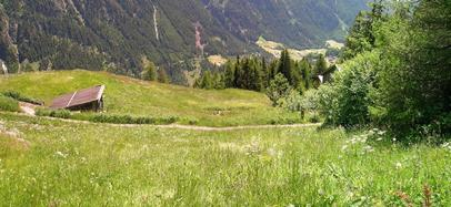 #1: From the confluence into the Ötztal valley (SE)