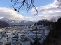 #10: Downtown Salzburg from the museum of modern art