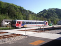 #6: Train station at Weissenbach