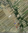 #7: My track on the satellite image (© Google Earth 2008)