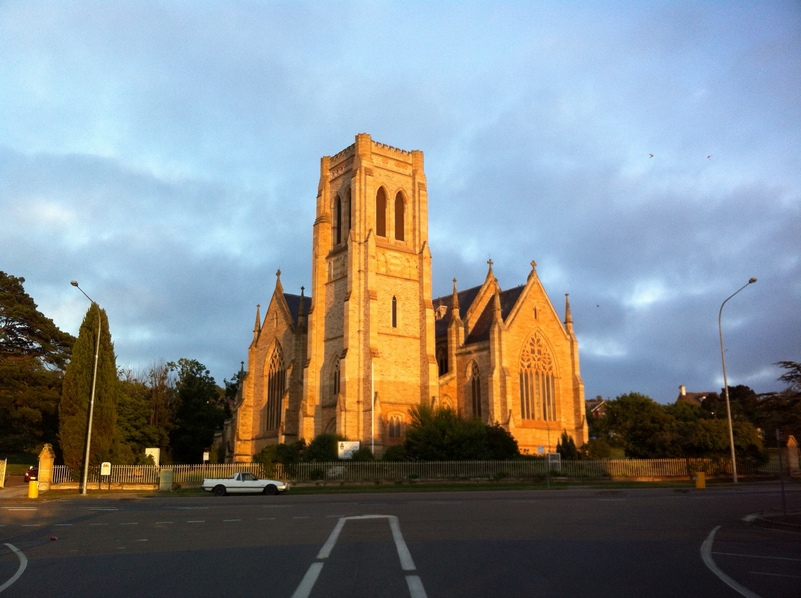 Church in Goulburn