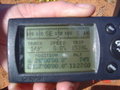 #6: GPS showing position & altitude