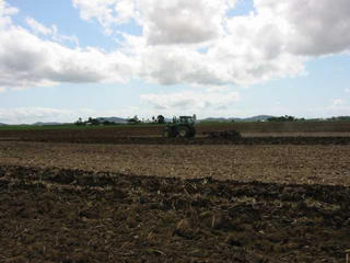 #1: General view of the spot with the land owner