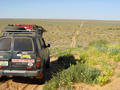 #3: On the Rig Road in the Simpson Desert