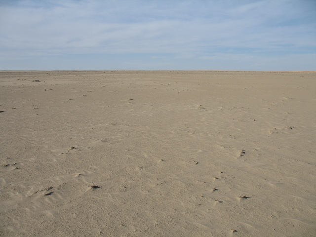 28S 140E looking North