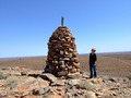 #10: Stone Cairn at Mt Michael Built in January 1860