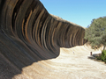 #6: Not far from the Confluence, Wave Rock is quite impressive