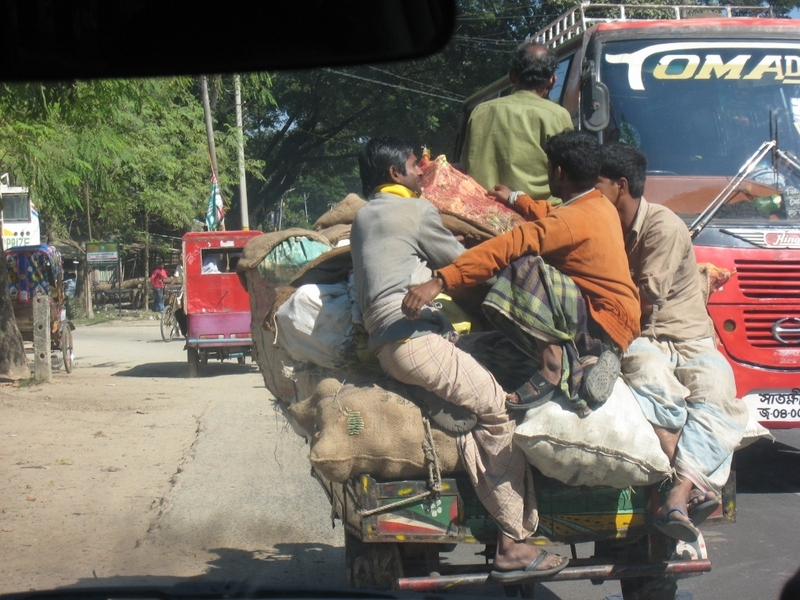 Bangladeshi road traffic