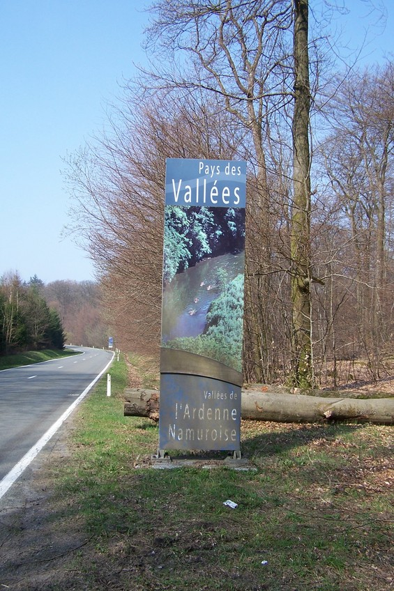 The Valley Country - Valleys of the Namur Ardennes
