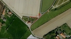 #9: My track on the satellite image (© Google Earth 2009)