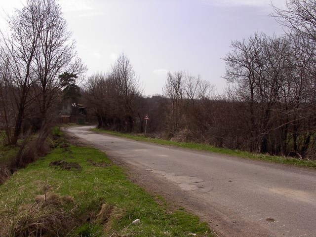 Picture of the road