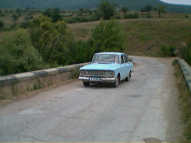 The moskvich