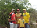 #7: Morador nativo. Team with a local guy