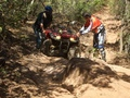 #4: A little tough climbing for the 4-wheeler