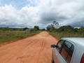 #8: Estrada de terra que dá acesso à confluência - dirt road that headed to the confluence