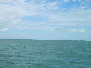 #1: Looking north to Carter's Cays