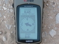#5: GPS: Still 8.6 km to the Confluence