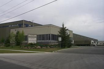#1: Beaulieu Canada warehouse in Ogden Industrial Park.  The keeper of the confluence.