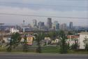 #9: Downtown Calgary as seen on our way to Ogden Industrial Park.