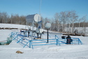#7: Natural gas installation near the point
