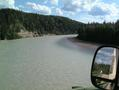 #2: Athabasca River near confluence