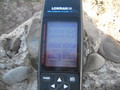 #7: GPS reading on top of old monument (WGS-84 datum)
