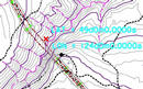 #6: Map image showing confluence and picture locations