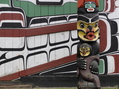 #6: Victoria Royal BC Museum - The Totem poles park