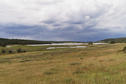 #3: Felker Lake, with rain clouds approaching