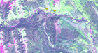 #4: Landsat-7 satellite image (August, 2001)
