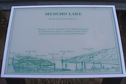 #5: Muncho Lake Viewpoint sign