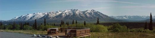 #1: Squaw Range panorama from Pringle overlook