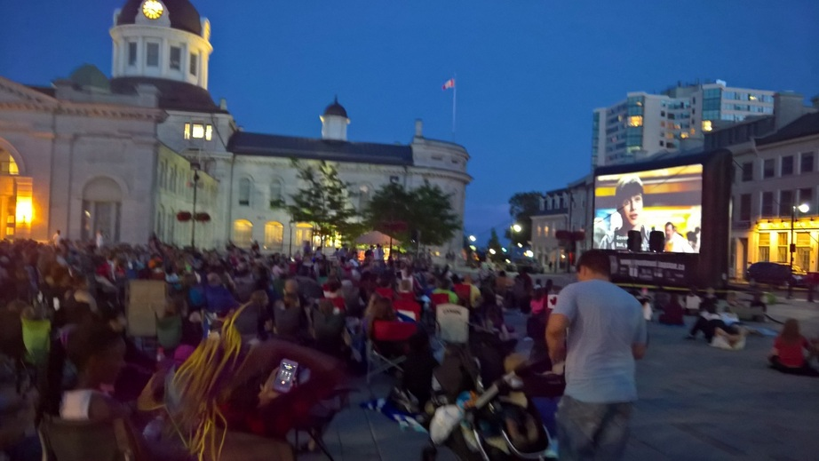 Cinema festival in Kingston