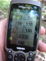 #3: More GPS Info Note Elevation 960 ft