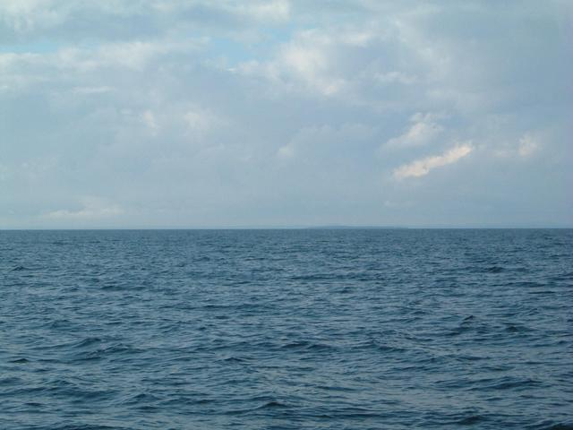 Looking North toward Blind River and the north shore of Lake Huron