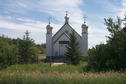 #6: Sacred Heart Ukrainian Catholic Church situated near the confluence.