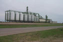 "#7: ""Prairie Pulse"" seed processing facility at Vanscoy."