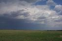 #7: Storm clouds seen east of the confluence.