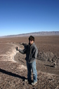 #5: Ben at the confluence