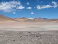 #8: View of Altiplano between the Confluence and camp.