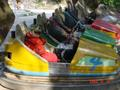 #6: Badly decaying bumper cars.