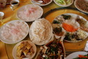 #9: The special raw lunch at Heng County