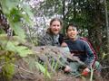 #8: Mo Daxiang with me at the confluence