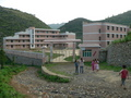 #3: Gélì's impressive secondary school.