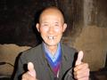 #2: My congenial host in Huangtang, a member of the Yao minority nationality