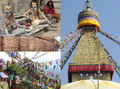 #3: A small sample of interesting sights near Kathmandu.